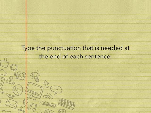Punctuations  by Theeparajah Jennifer