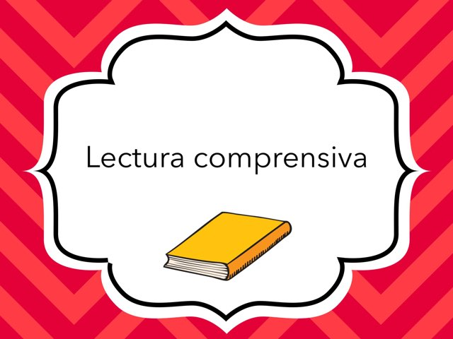Lectura Comprensiva by Mayte Jerez