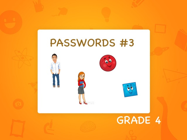 PASSWORDS #3 (46-68) by Laurence Micheletti