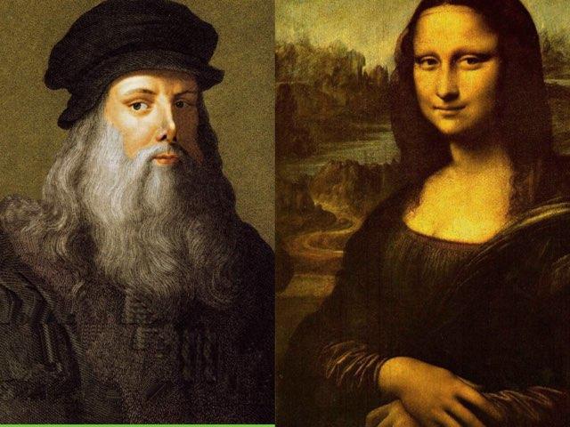 Da Vinci  by Isabelle Guay