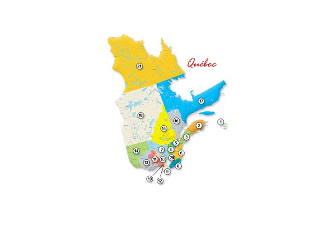 Quebec  by 3md md