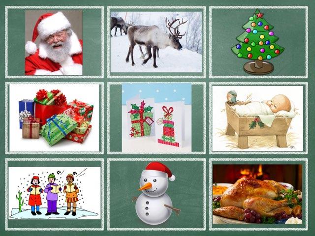 P1 Merry Christmas by Richard Murphy