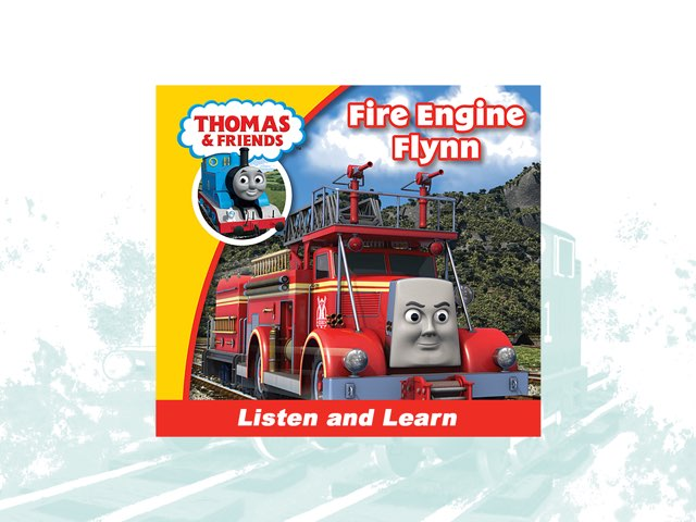 Fire Engine Flynn: Listen And Learn  by Animoca Brands