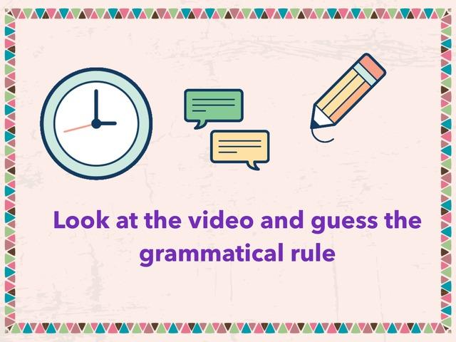 Grammar by Redrose Al-qahtani