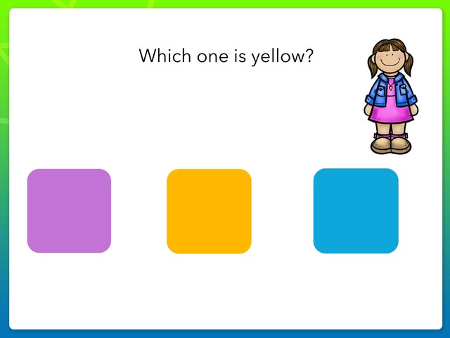 Guess The Color!? by Brooke Bakhshi