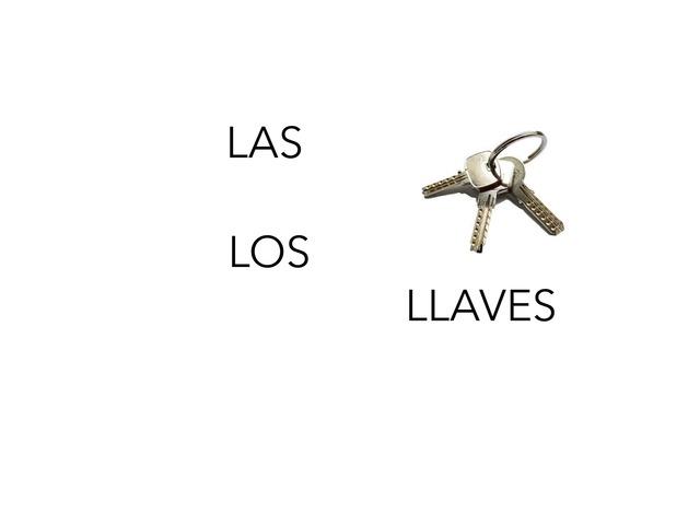 El, La, Los, Las by María Begoña Garcia
