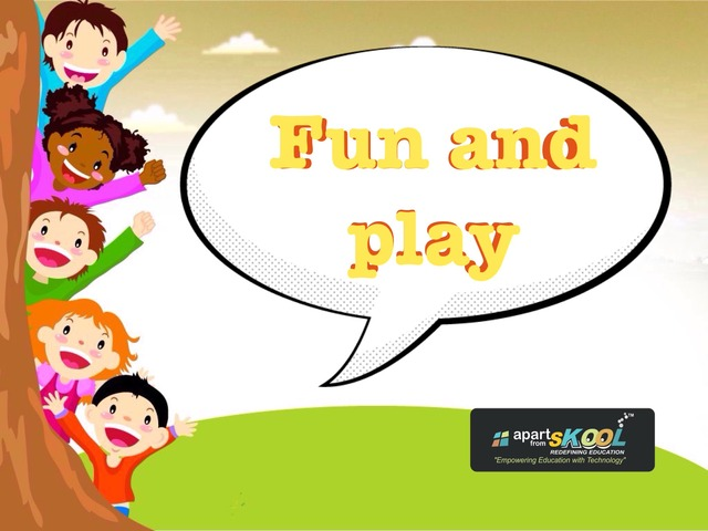 Fun And Play by TinyTap creator