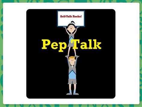 Pep Talk - Music Video by Miss Humblebee
