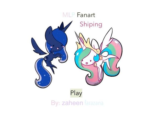 Mlp Shipping Fan art(1) by Idah Rahman