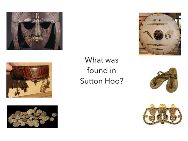 A awesome game about Sutton hoo by RGS Springfield