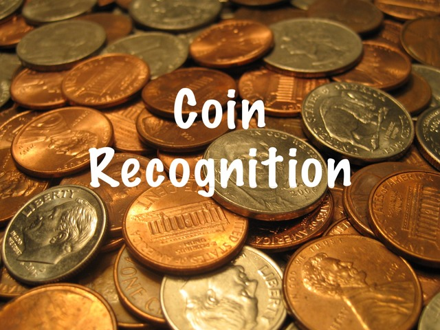 Coin Recognition by Audrey Trevino
