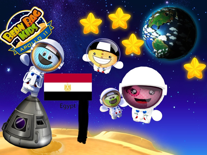 Space Family Trep by Ahmed Mohammed