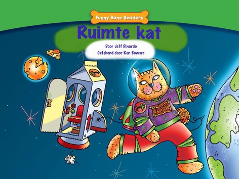 Ruimte Kat by Red Chair Press