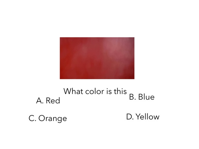 What Color Is This by King TJ