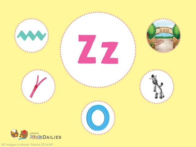 Zz by Kids Dailies