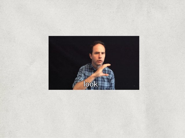 Dolch Pre-Primer -- Vocab Intro (2) by TSD Library