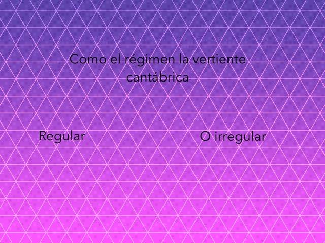 Como Tienen El Régimen La Cantábrica  by Gonzalo Vega Beltran