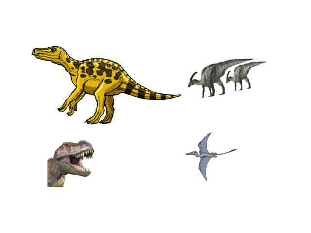 Dino Demo by Rhonda Magier-Cohen