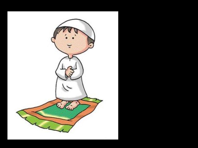 تعليم الصلاة للاطفال by رينا المطيري