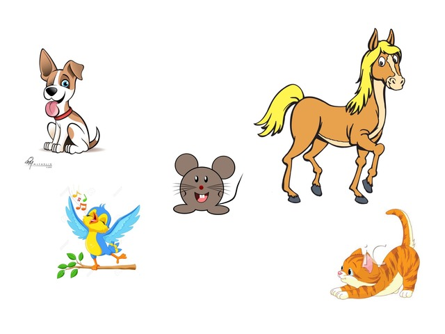 Animali In Versi by TinyTap creator
