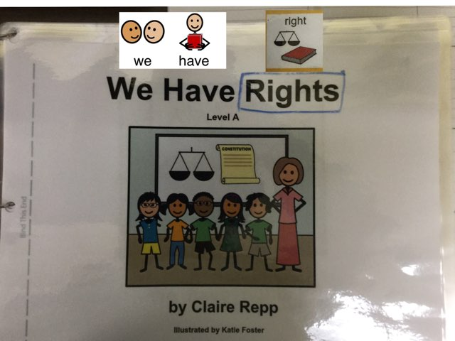 We Have Rights by Federica Carulli