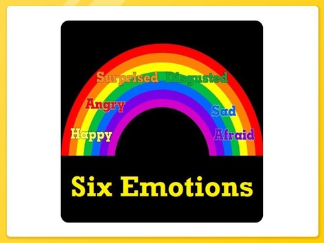 Primary Emotions: Six Emotions - Music Video by Miss Humblebee