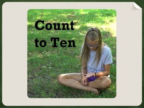 Count To Ten - Music Video by Miss Humblebee
