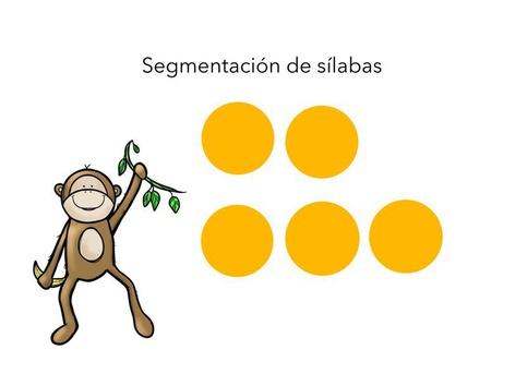 Segmentación Silábica  by sofia leon