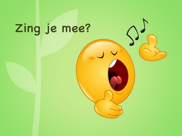 Liedjes luisteren met Sanne by Ergotherapie Jeugd
