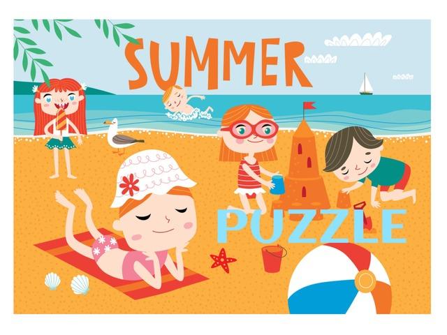 Summer Puzzle by Hadi  Oyna