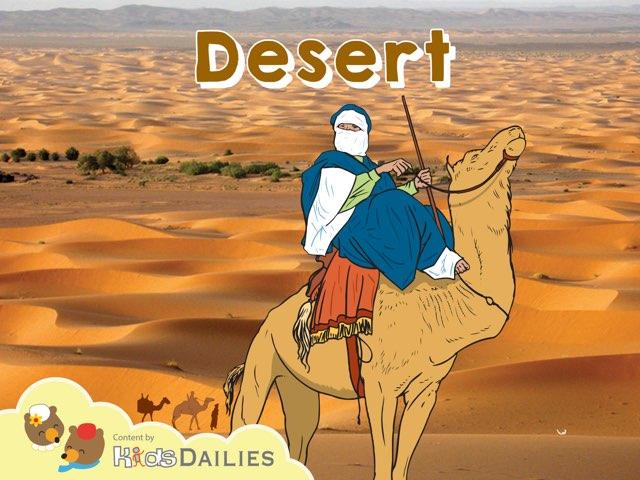 Desert by Kids Dailies