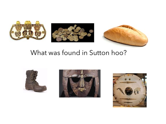 Daisy's Sutton Hoo game by RGS Springfield