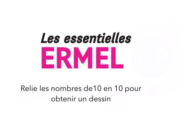 Relier De 10 En 10 - ERMEL Les Essentielles CP Et CE1 by Fabien EMPRIN