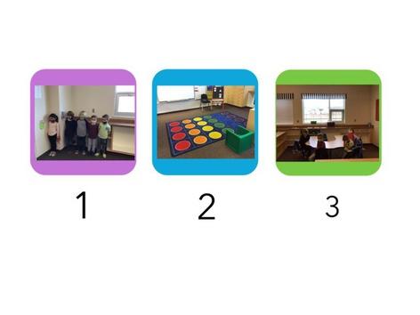 Gabby Schedule by MGES Preschool