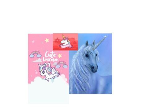 Cute Unicorns  by Fiona El Ali