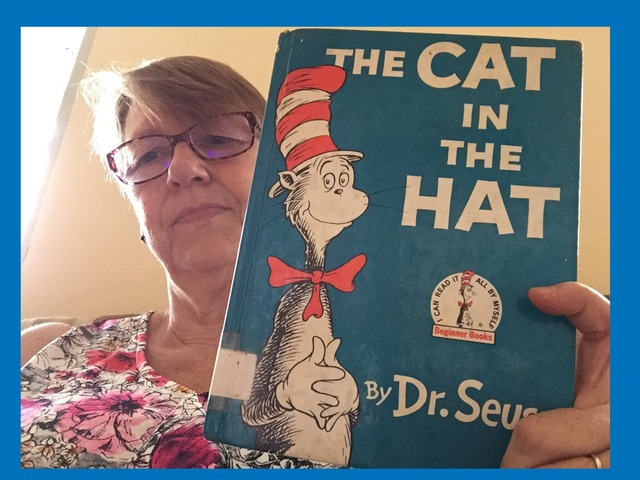 The Cat in the Hat, Part 1 by Kathy Petersen