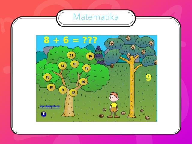 Matematika Andrėja by Mokytoja Ilona