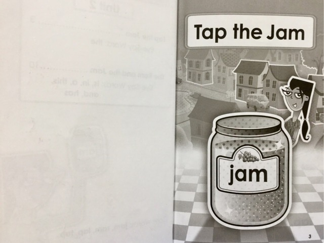 Tap the Jam by Curtis Caldwell