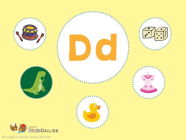 Dd  by Kids Dailies