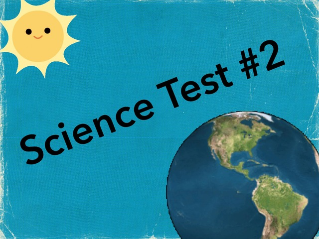 Science Test  by Shahzalan Dms