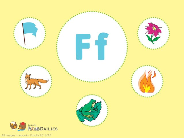 Ff by Kids Dailies