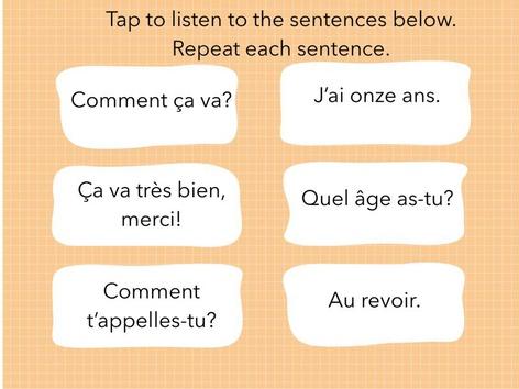 DSB1 Je me présente, pratique #1 by Lindsay Deschamps