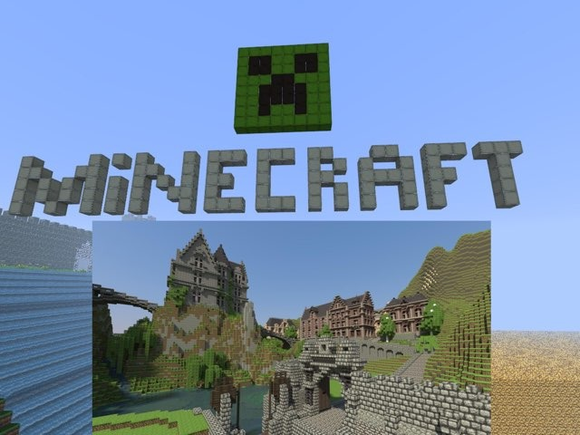 Minecraft by Lucio Tanaka