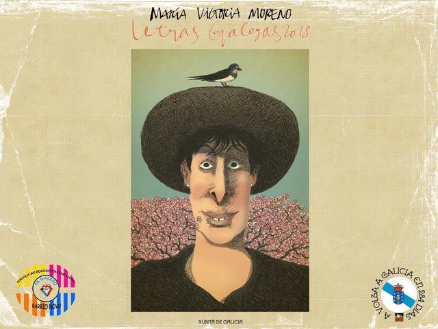 MARIA VICTORIA MORENO by Aida Muestra A.L.
