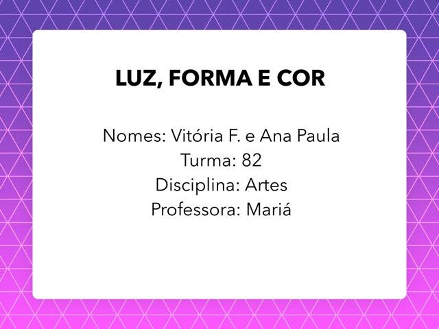 Vitória F. e Ana Paula by Rede Caminho do Saber