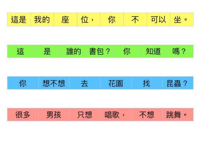 重組句子練習(一) by Hsiu Hsiu Lee
