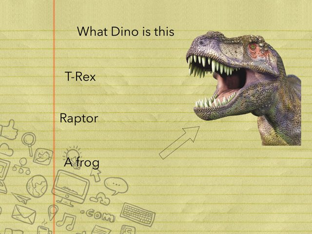 Dino by Pilot Elementary