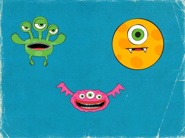 Monstruos by Luchi Lu
