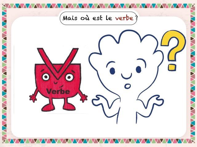 Où Est Le Verbe ?  by Marie S