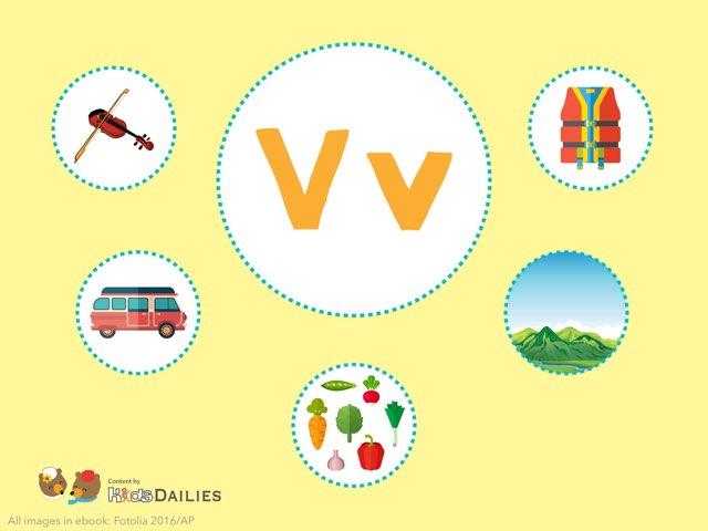 Vv by Kids Dailies
